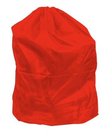 Red Jumbo Heavy-Duty Laundry Bag