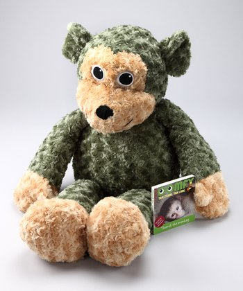 Green Thandi the Monkey Jumbo Plush Toy