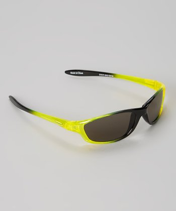Black & Yellow Sunglasses