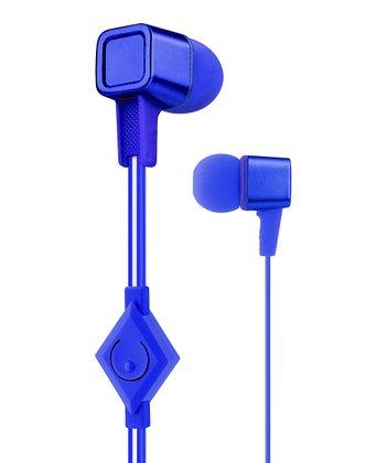 Blue Cubix Earbuds