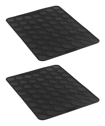 Silicone Macaron Baking Sheet - Set of Two