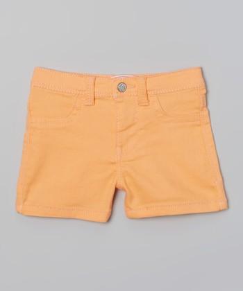 Creamsicle Twill Shorts