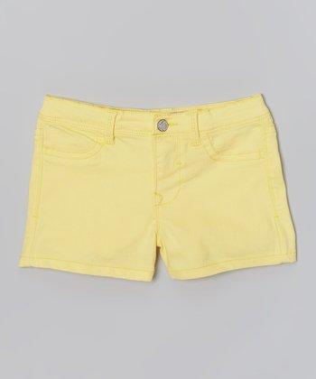 Canary Twill Shorts