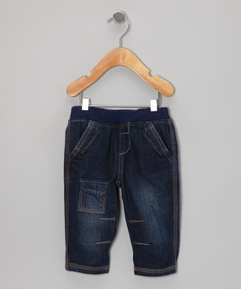 Dark Wash Andy Jeans - Infant, Toddler & Boys