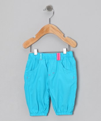 Blue Atoll Karlina Capri Pants - Infant & Toddler