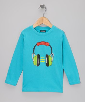 Scuba Blue Gard Bam Tee - Toddler & Boys