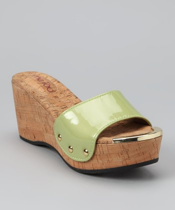 Pear Patent Catrina Wedge