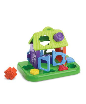 Animal Park Shape Sorter