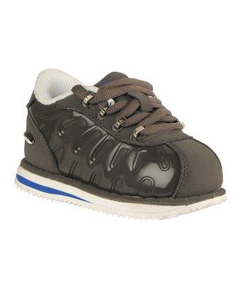 Lugz Charcoal & White Posite Sneaker