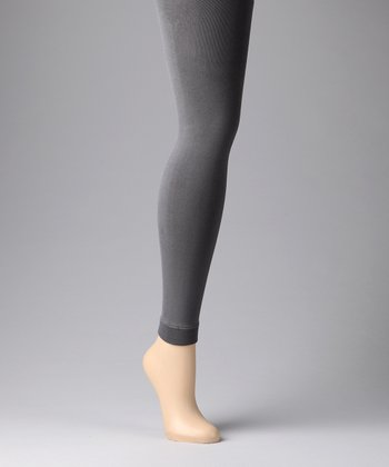 Stormy Skies Fleece-Lined Leggings