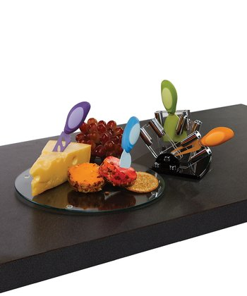 Paris Cheese Board & Knife Set
