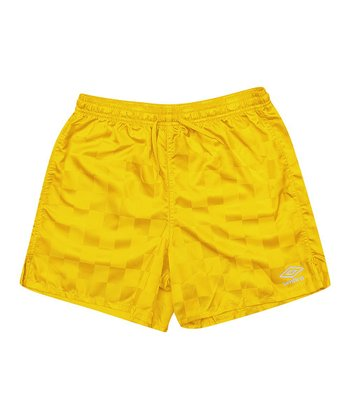 Bryte Checkerboard Shorts - Kids