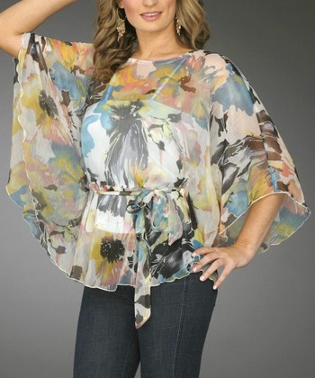 Pink Shimmer Dolman Top - Women & Plus