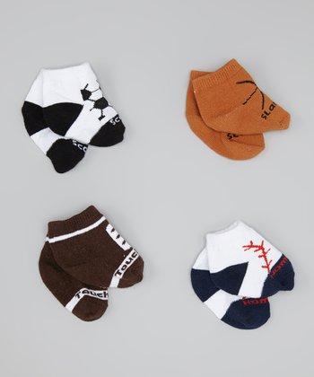 Baby Essentials Sports Sock Set