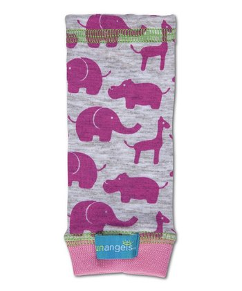 Pink Zoo Time UPF 50+ Arm Sleeves