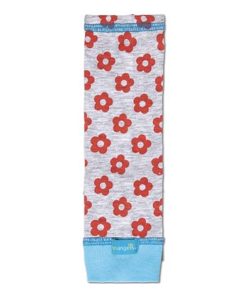 Red May Flowers UPF 50+ Arm Sleeves