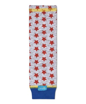 Red I'm a Star UPF 50+ Arm Sleeves