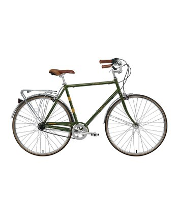 Golden Green Wilshire Eurosport Men's Bike