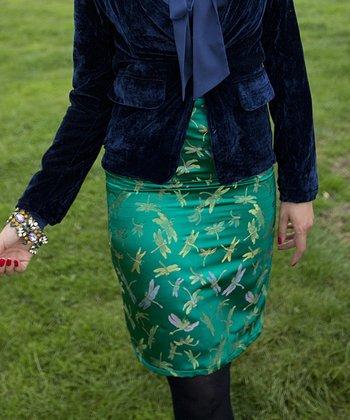 Green Turnberry Skirt