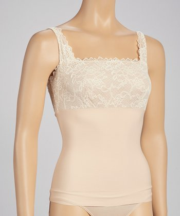 Fawn Tummy Control Shaper Camisole - Women & Plus