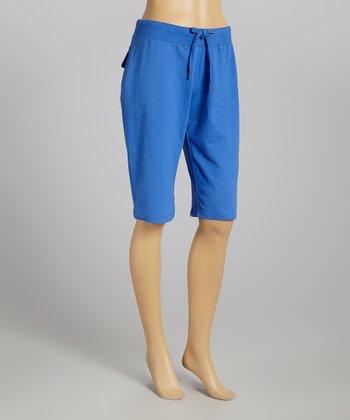 Cobalt Lifestyle Shorts - Women & Plus