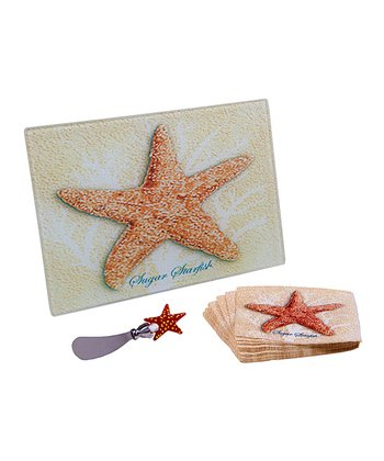 Home Essentials & Beyond Starfish Cutting Board Set