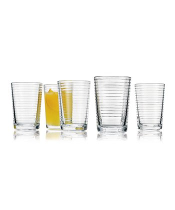 Solar 7-Oz. Juice Glass - Set of 10
