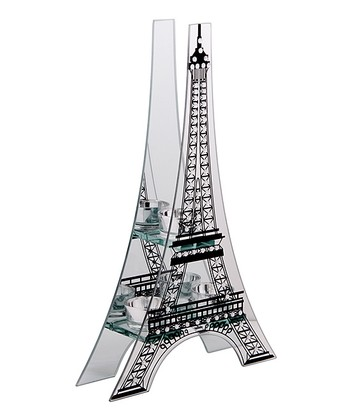 Eiffel Tower Votive Holder