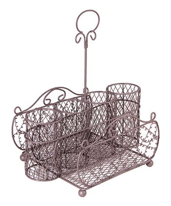 French Wire Caddy