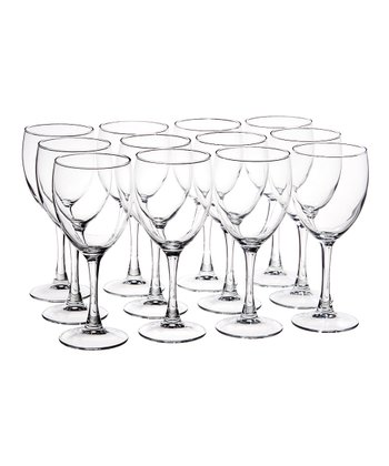 Wine Glass - Set of 12