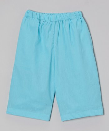 Blue Shorts - Toddler & Boys
