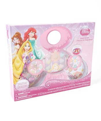 Disney Princess Slide-Out Compact Cosmetic Set