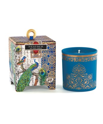 Peacock 6.5-Oz. Candle