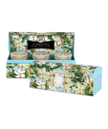 Gardenia Candle Set & Gift Box