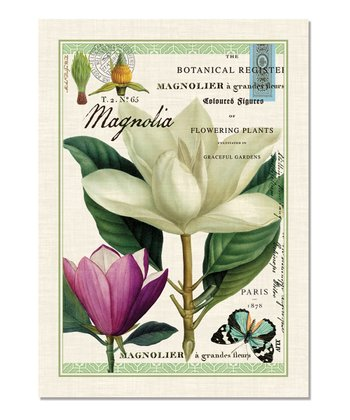 Magnolia Towel - Set of Three