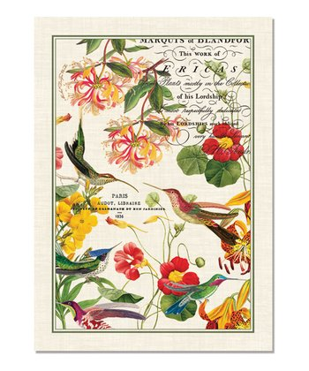 Flora Exotica Kitchen Towel - Set of Three