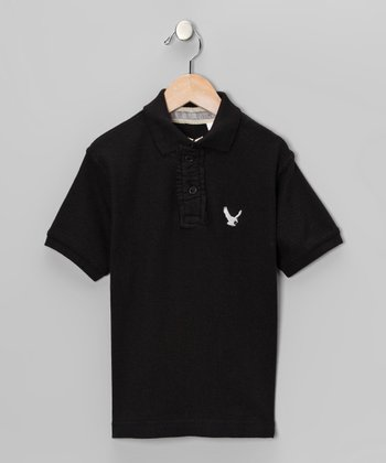 Black Eagle Polo - Boys