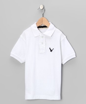 White Eagle Polo - Boys
