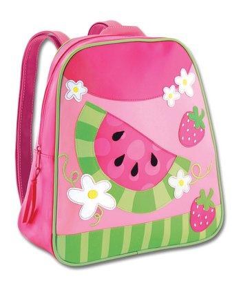Pink Watermelon Go-Go Backpack
