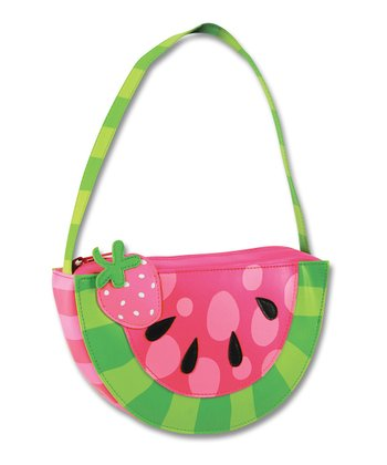 Pink & Green Watermelon Go-Go Purse
