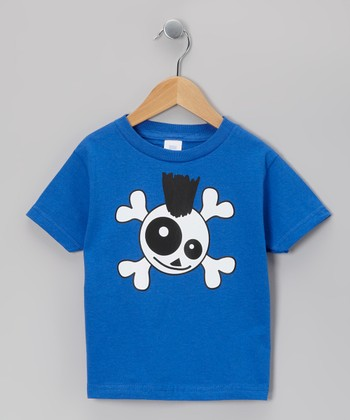 Royal Skully Punk Tee - Infant, Toddler & Boys