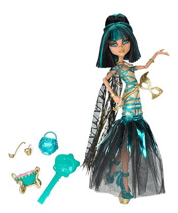 Monster High Cleo Denile Ghouls Rule Doll