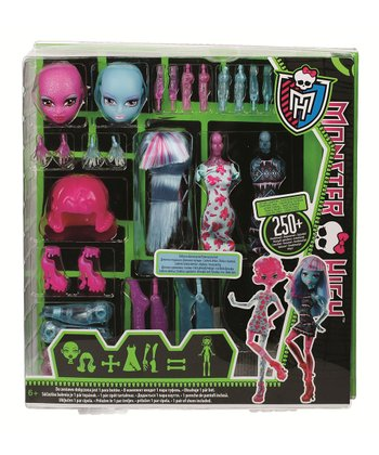Ice Girl & Blob Create A Monster Kit