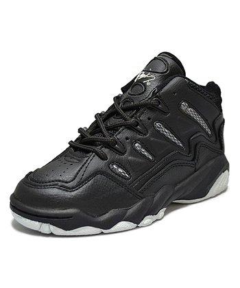 Peaks Black Zephyr-H High-Top Sneaker