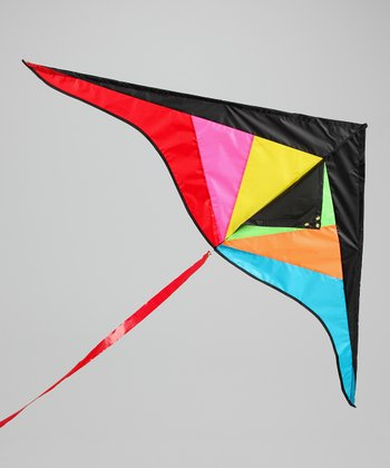 Delta Fluorescent Wind Rider 2 Kite