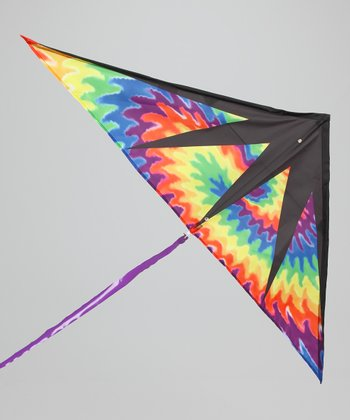 Flaming Sky Dye Kite