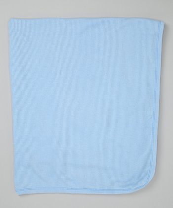 Blue Thermal Receiving Blanket