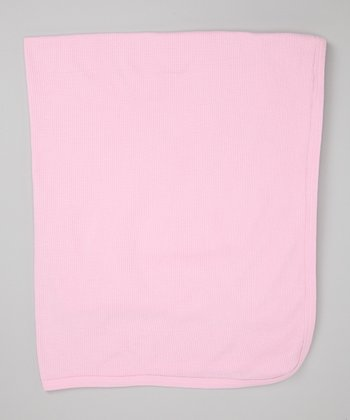 Pink Thermal Receiving Blanket