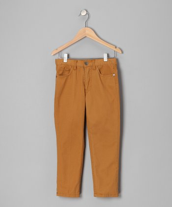 Camel Thrill Pants - Toddler & Boys