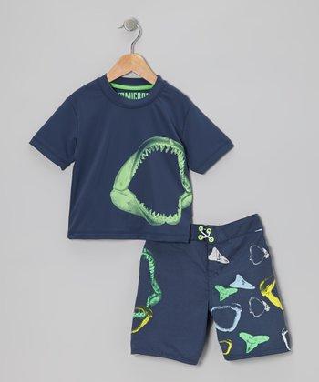Splash Around: Swimwear & Snorkels